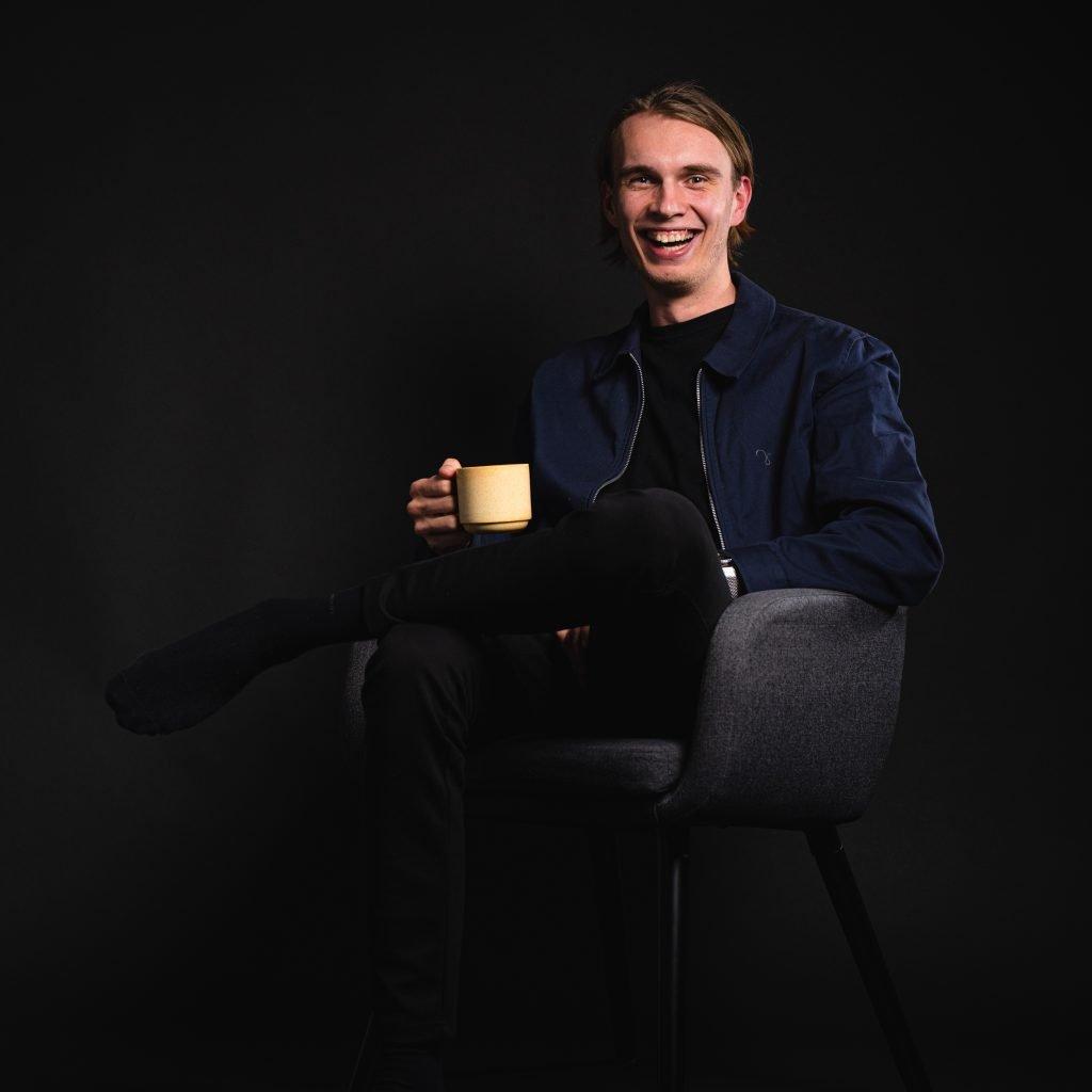 Billede af Nicolai Møller Andersen fra AdCreators ApS